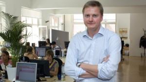 Studi-VZ-Chef Marcus Riecke räumt seinen Posten