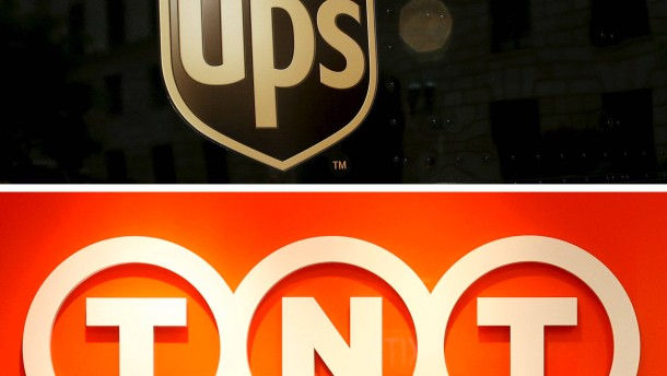 EU-Kommission verbietet Fusion von UPS und TNT Express