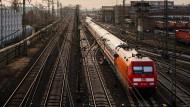 Intercitys wie dieser fahren derzeit zwischen Amsterdam und Berlin.
