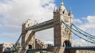 Tower Bridge in London: Bis spätestens im März möchte die britische Regierung den EU-Austritt offiziell einleiten.