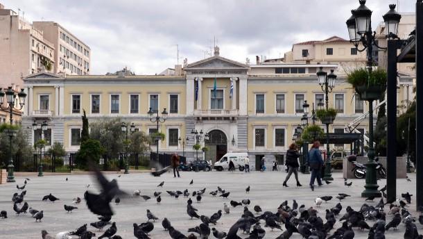 National Bank of Greece will Kapitallücken schließen