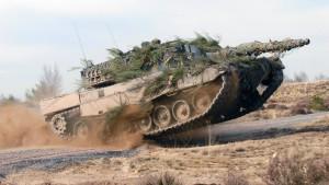 Deutsche Rüstungsfirmen profitieren von Ukraine-Krise