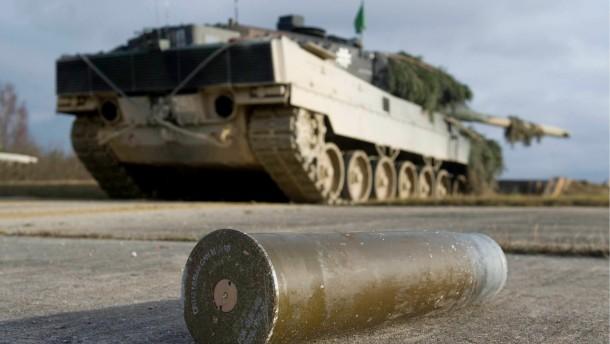 Deutsche Rüstungspolitik trifft die Verbündeten