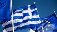 Derzeit läuft das dritte Hilfsprogramm für Griechenland.