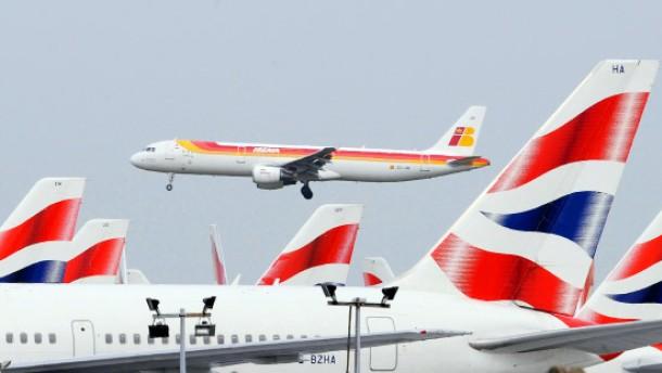 British Airways und Iberia besiegeln Fusion