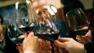 Großbritannien könnte einige der 42.000 Flaschen des Weinvorrats der EU beanspruchen.