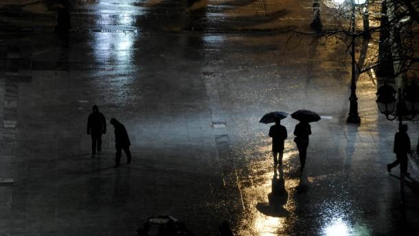 Moody's stuft Griechenland auf niedrigsten Wert herab