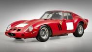 Alte Ferraris gehen wie geschnitten Brot
