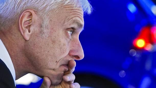 VW-Vorstand akzeptiert Kürzung der Bonuszahlungen