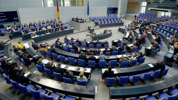 Scheinselbständigkeit im Bundestag?