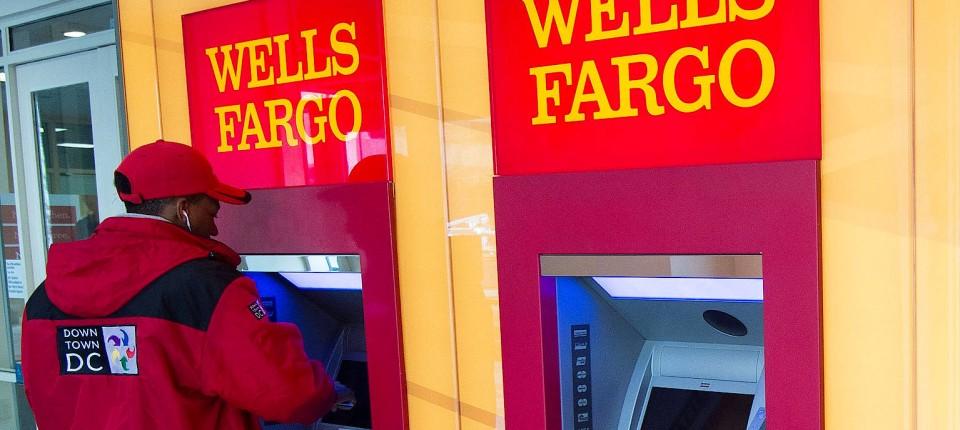 Wells Fargo Will Zehntausende Jobs Streichen