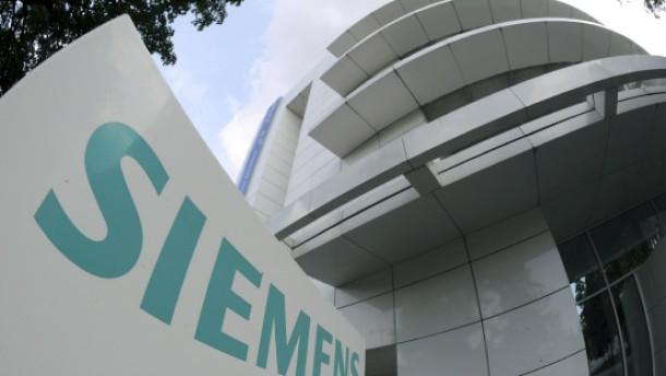 Strafverfahren gegen Siemens vor dem Ende