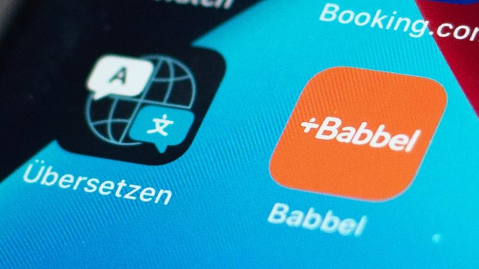 Der Sprachkursanbieter Babbel bläst seinen für Freitag geplanten Börsengang ab. Während der Lockdowns konnte die App viele Nutzer gewinnen.