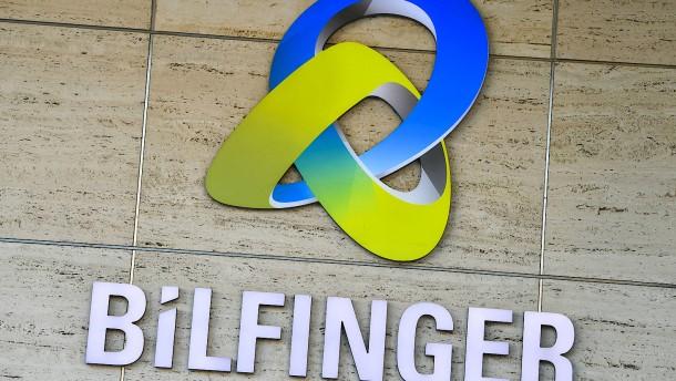 Großes Aufräumen im Bilfinger-Konzern