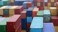 Deutsche Exporte brechen ein