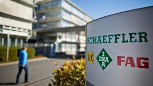 Schaeffler fordert Schadenersatz von Ex-Mitarbeitern