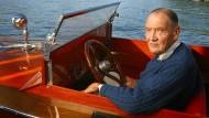 Der Gründer des ersten Indexfonds Vanguard: John Bogle