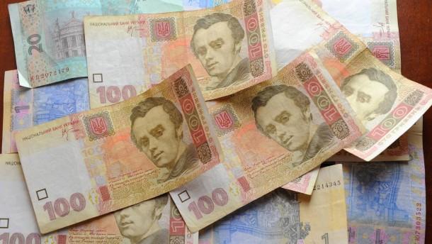 Ukraine Schuldenschnitt