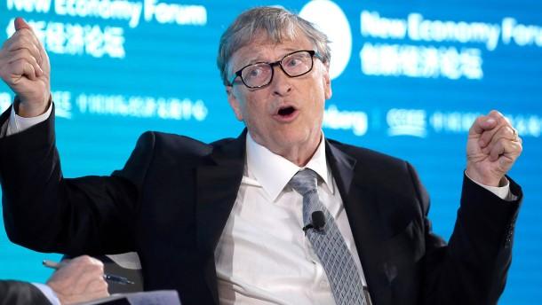 Bill Gates: Die Reichen sollten mehr Steuern zahlen