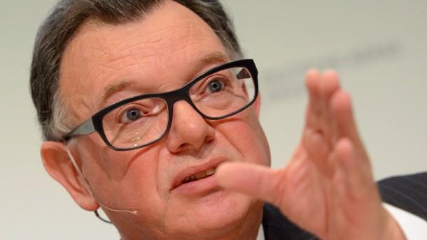 Deutsche Börse-Chef Francioni soll UBS-Verwaltungsrat werden
