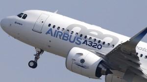 Airbus zieht an Boeing vorbei
