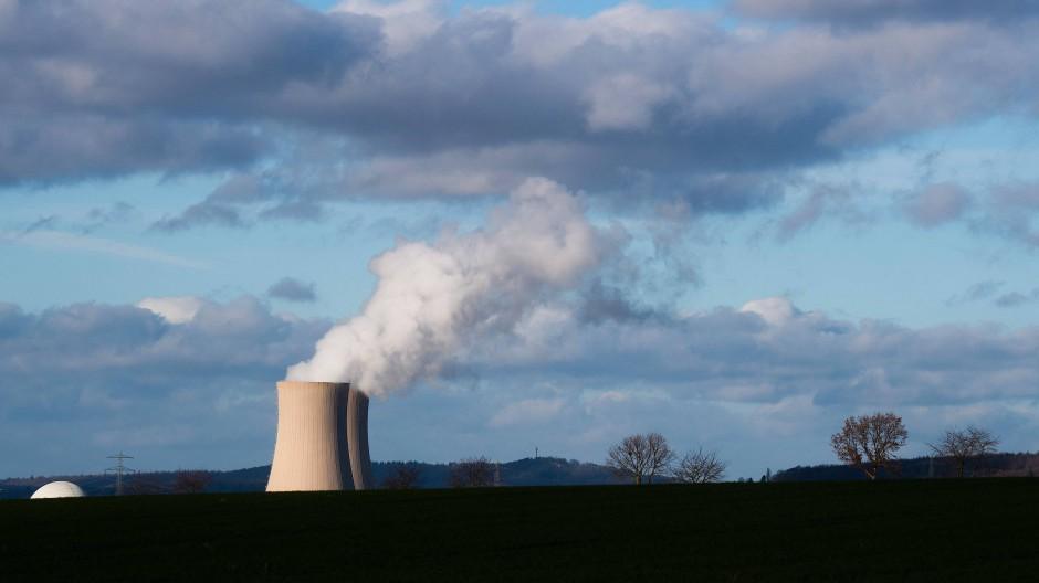 Ende 2021 soll das Atomkraftwerk Grohnde im Landkreis Hameln-Pyrmont vom Netz gehen.