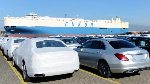 Mercedes verkauft mehr Autos als Audi