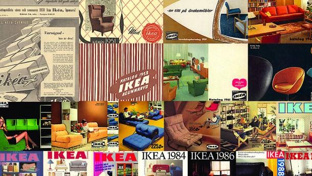 Ikea verabschiedet sich vom gedruckten Katalog