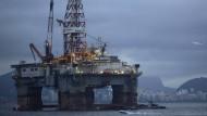 Öl aus der Nordsee ist teuer wie seit Jahren nicht mehr.