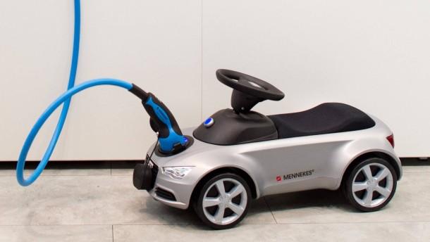 Würden Sie ein Elektroauto kaufen?