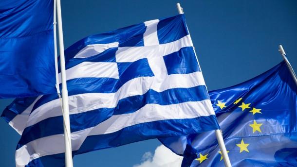 """IWF hält Griechenlands Schulden für """"in hohem Maße untragbar"""""""
