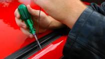 Vorsicht vor Autodiebstahl
