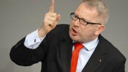 Razzia bei früherem SPD-Abgeordneten Kahrs