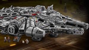 Der größte Lego-Bausatz aller Zeiten ist ein Raumschiff