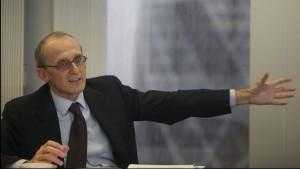Andrea Enria, nomme president de l'Autorite bancaire europeenne, EBA