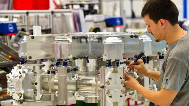 Maschinenbau: Wegen China müssen wir die Qualität drosseln