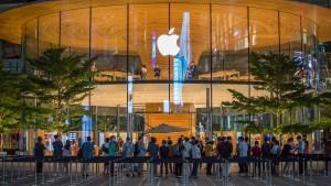 Apple stößt Saudi-Aramco vom Thron