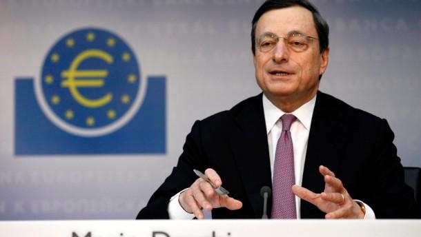 Pressekonferenz zur Sitzung des EZB-Rates
