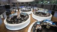 Die Deutsche soll mit der Londoner Börse fusionieren.