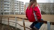 Immer mehr Kinder leben von Hartz IV