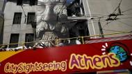 Athen dementiert Bericht über Zahlungsverweigerung