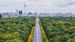 Lieber erst mal in Berlin bleiben