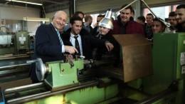 Letzte Lehrlinge im deutschen Steinkohlebergbau ausgebildet