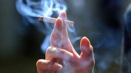 Keine Ausnahmen bei Zigaretten-Werbung im Internet