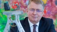 Vorstandsvorsitzender der RAG-Stiftung: Bernd Tönjes.