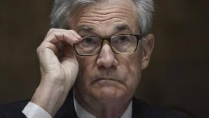 Trotz Impfstoff gibt die Fed keine Entwarnung