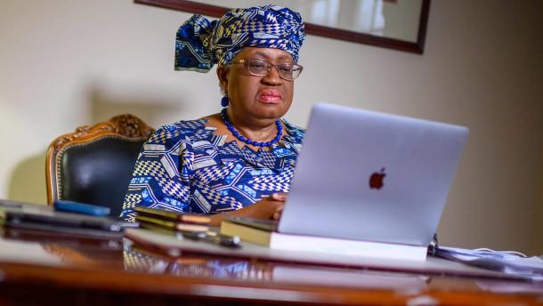 Nigerianerin Okonjo-Iweala jetzt Chefin der WTO