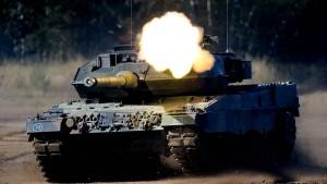 Muss Berlin mehr Geld für Rüstung ausgeben?