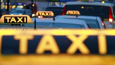 Die Taxis mögen Uber nicht.