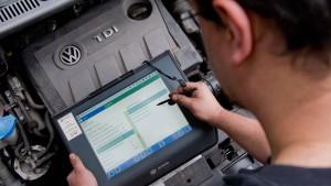 VW-Aktie auf Erholungskurs